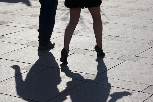 Short Skirts in Russia