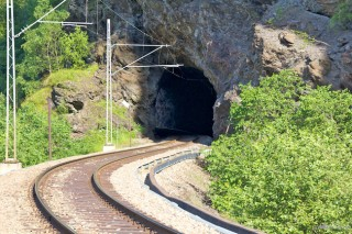 Flam Railway Tunnel