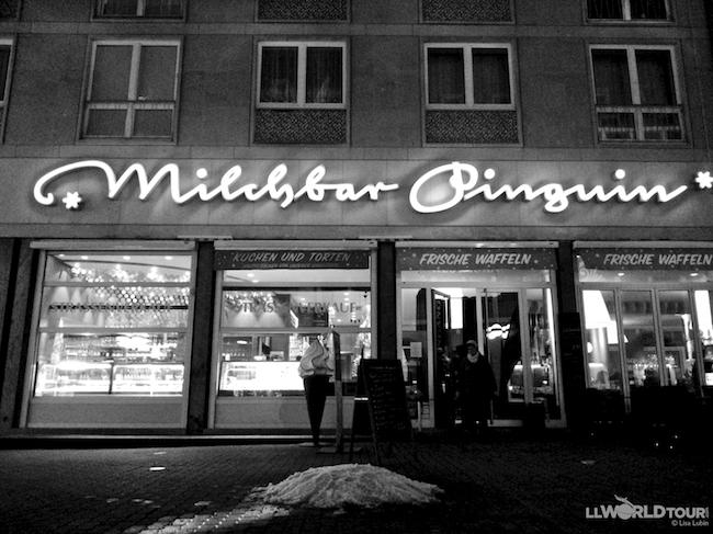 Penguin Milkbar Leipzig