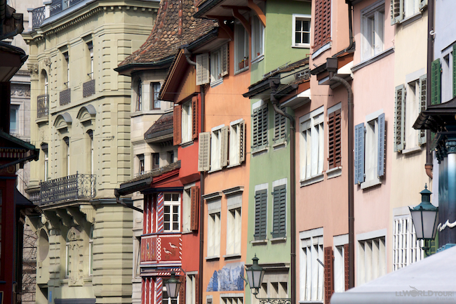 Old Town - What to See in Zurich