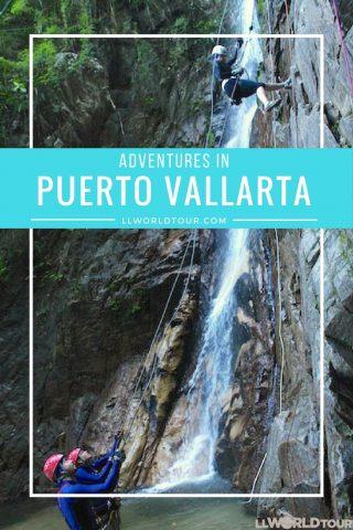 Adventures in Puerto Vallarta