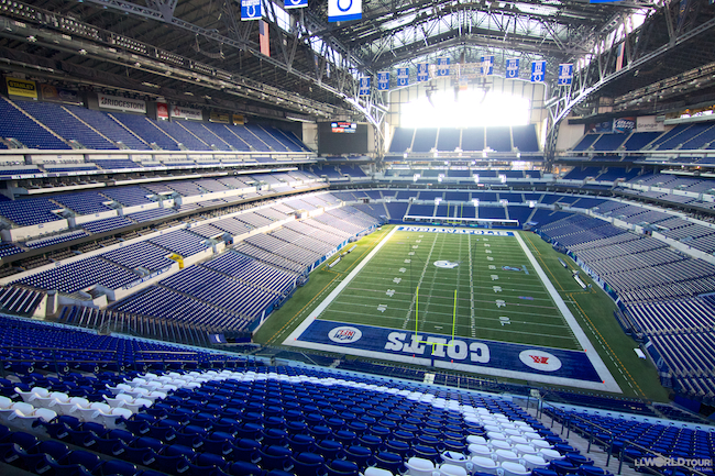 Lucas Oil Field