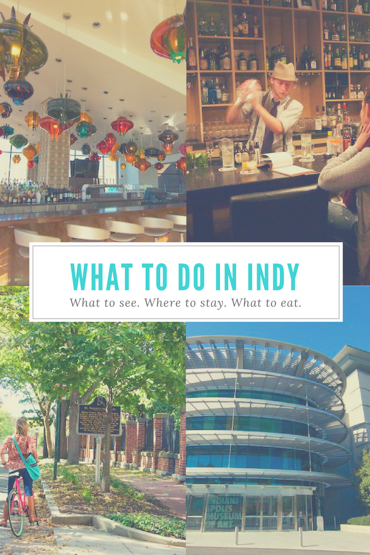 What to do in Indy