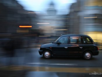 Black Cab - London