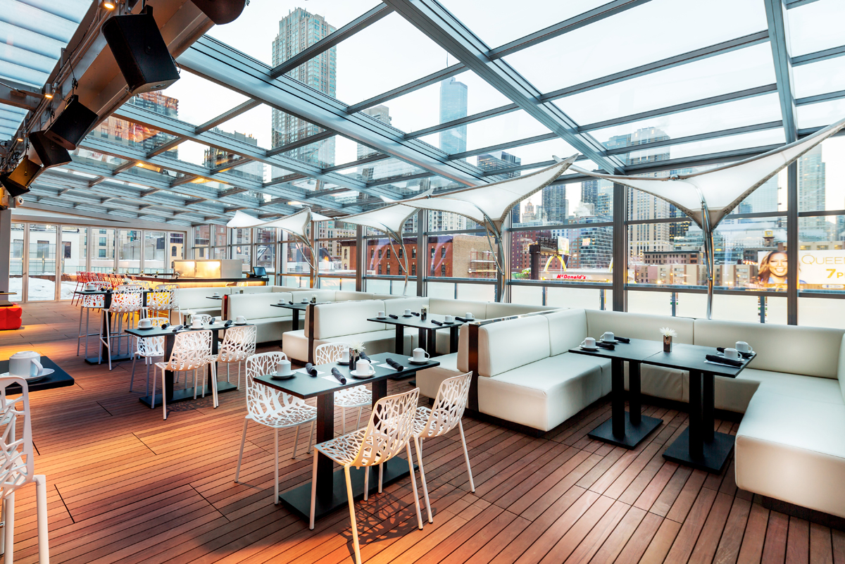 IO Rooftop - Best Outdoor Dining in Chicago