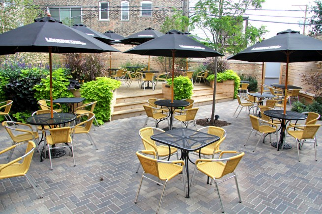 Jerry's patio-