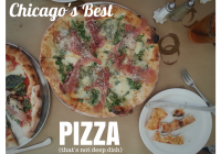 Chicago's Best, Non-Deep Dish Pizza