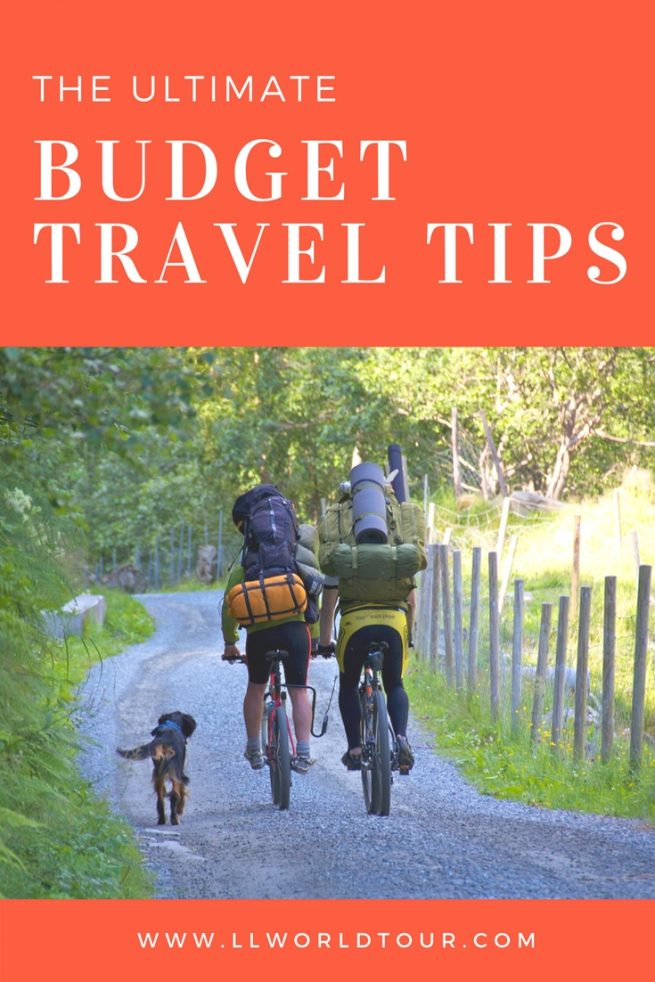 Ultimate Budget Travel Tips