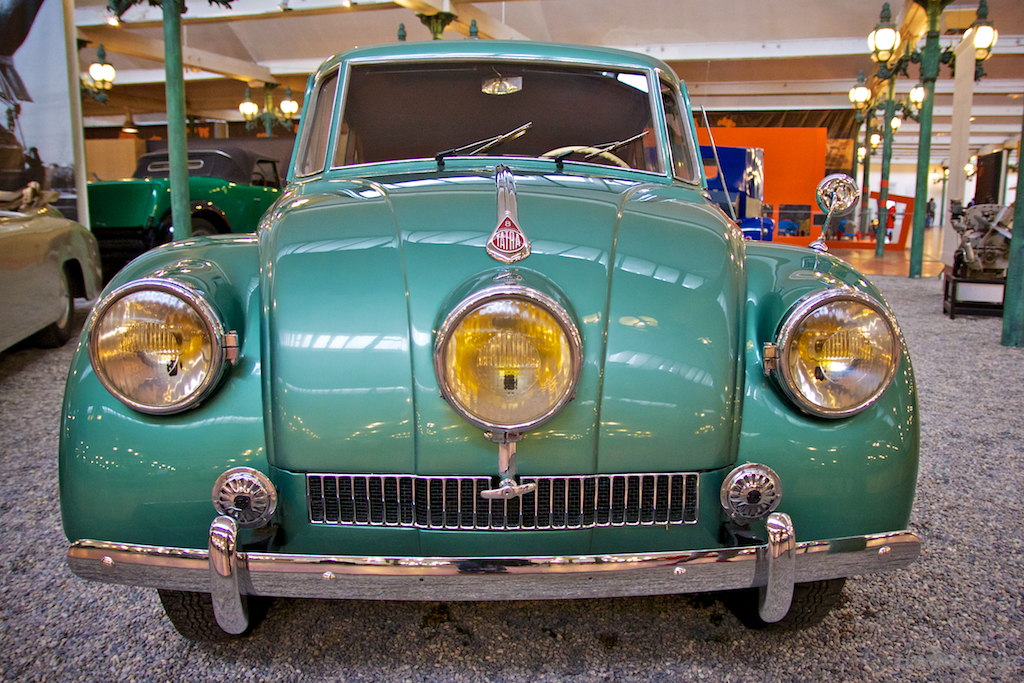 Mulhouse Car Museum