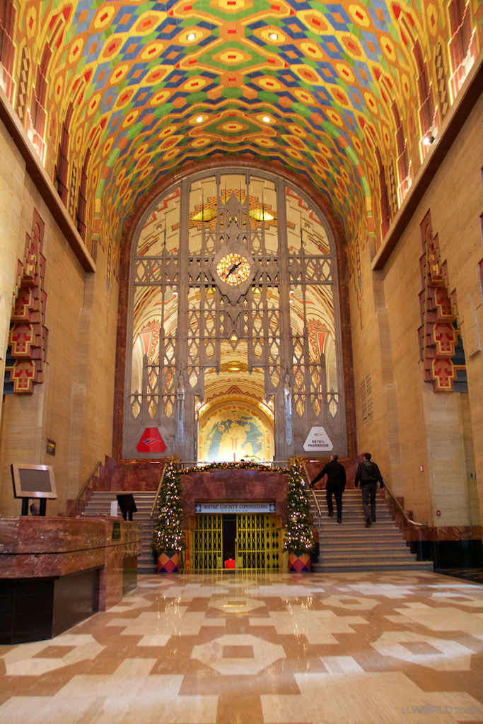Detroit's Guardian Building