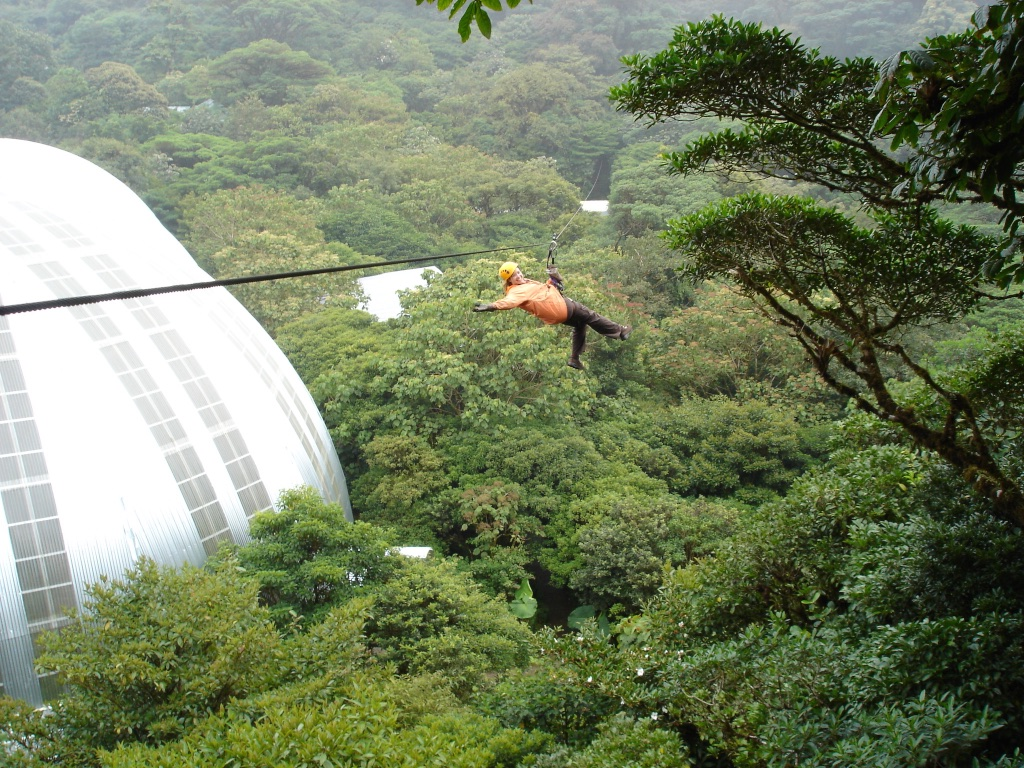 Canopy Tour Costa Rica