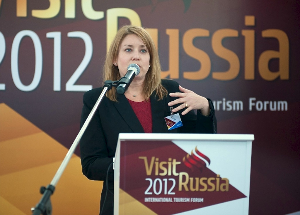 Visit Russia Conference