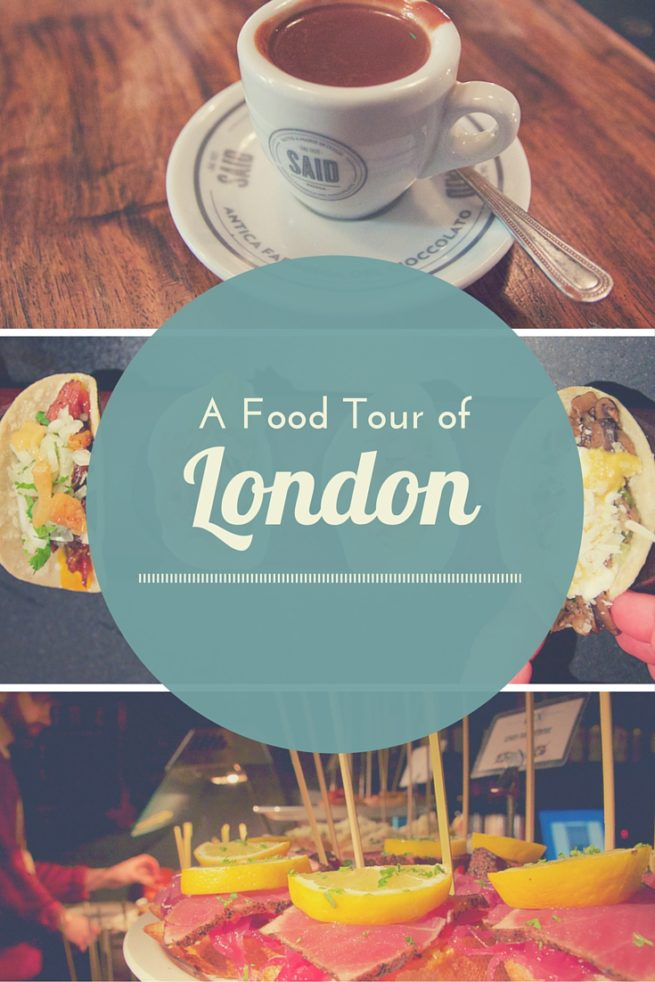 London Food Tours