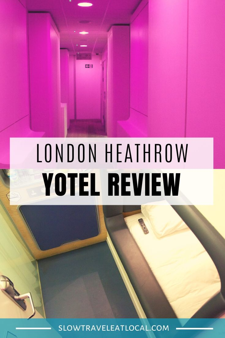 yotel heathrow review