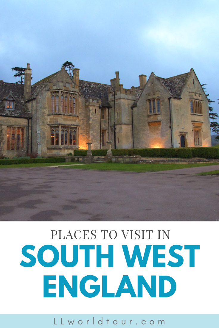 Places to Visit in South West England