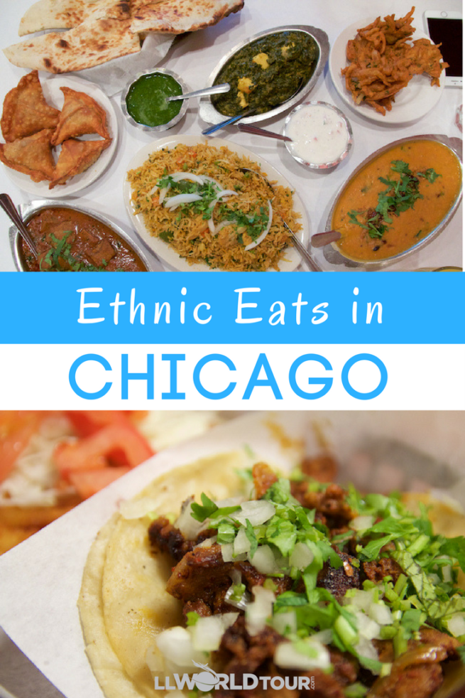 Ethnic Food in Chicago