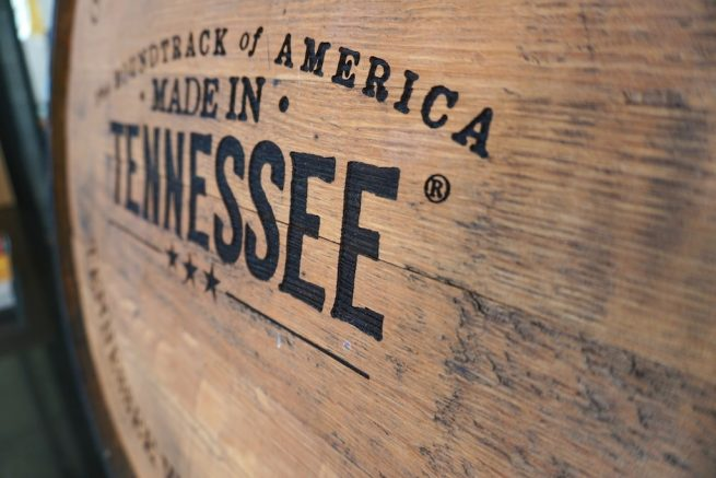 Memphis Tennessee Whiskey