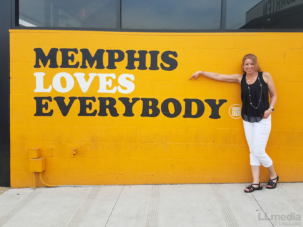 one day in Memphis