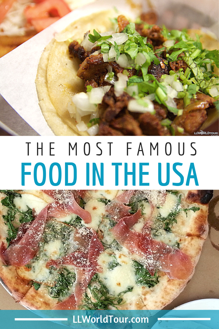 most popular food in usa