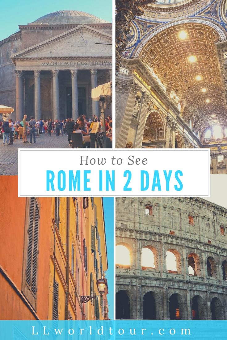 Rome in 2 Days