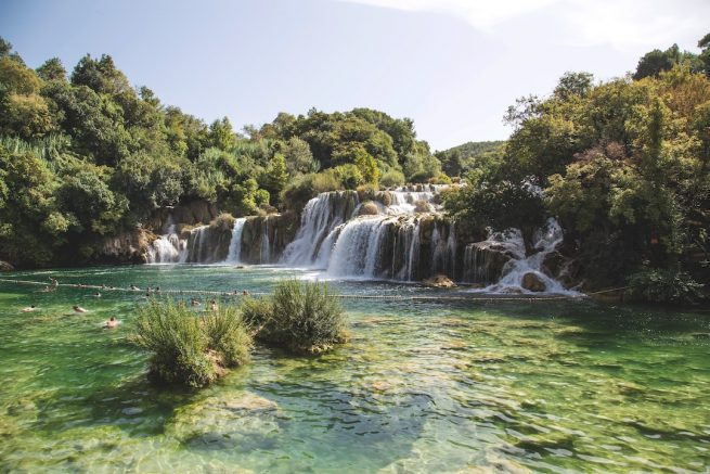 Krka Waterfalls National Park