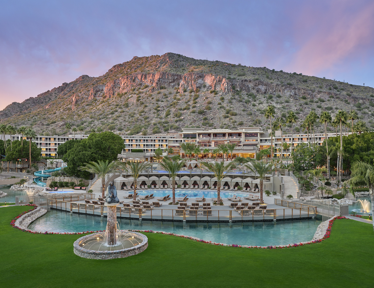 Phoenician Resort Scottsdale, Arizona