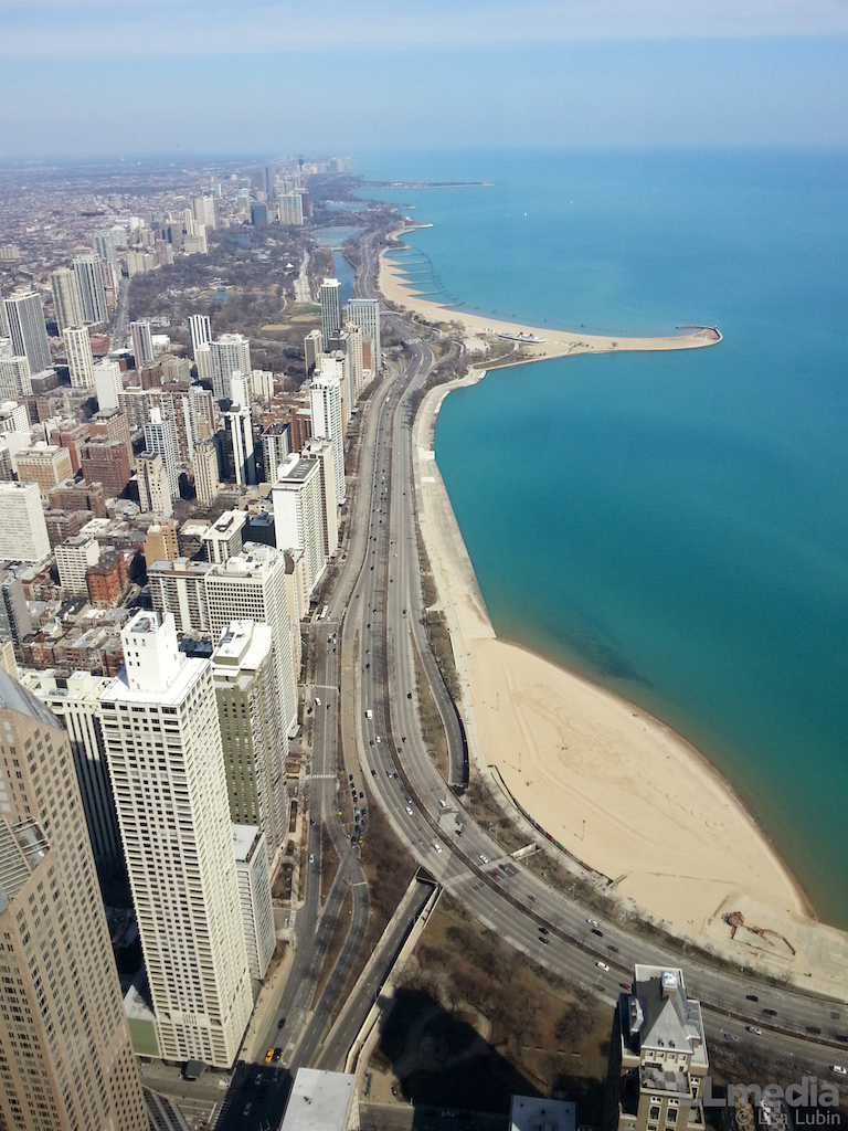 Chicago Beaches - Outdoor activities in Chicago