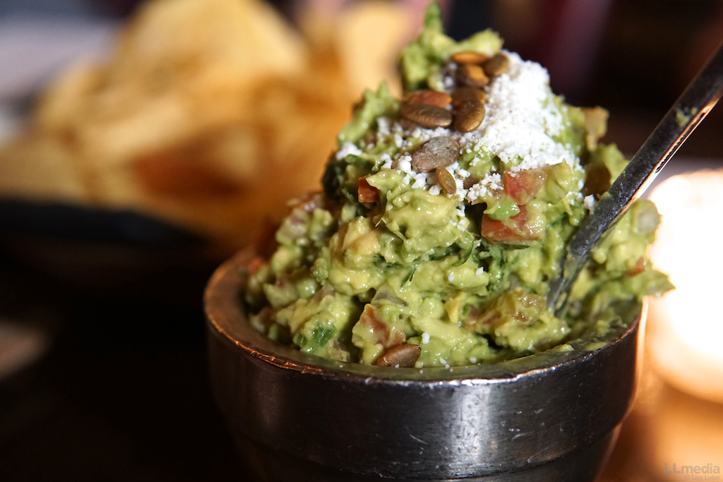 The Mission Guacamole