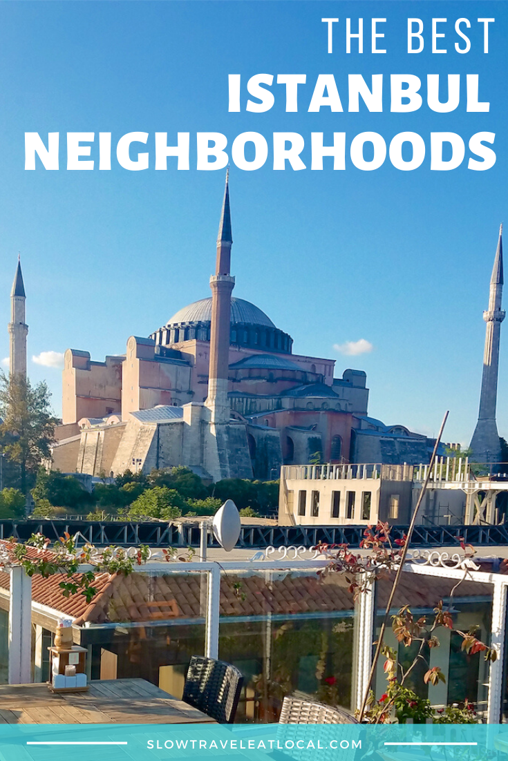 Best istanbul neighborhoods