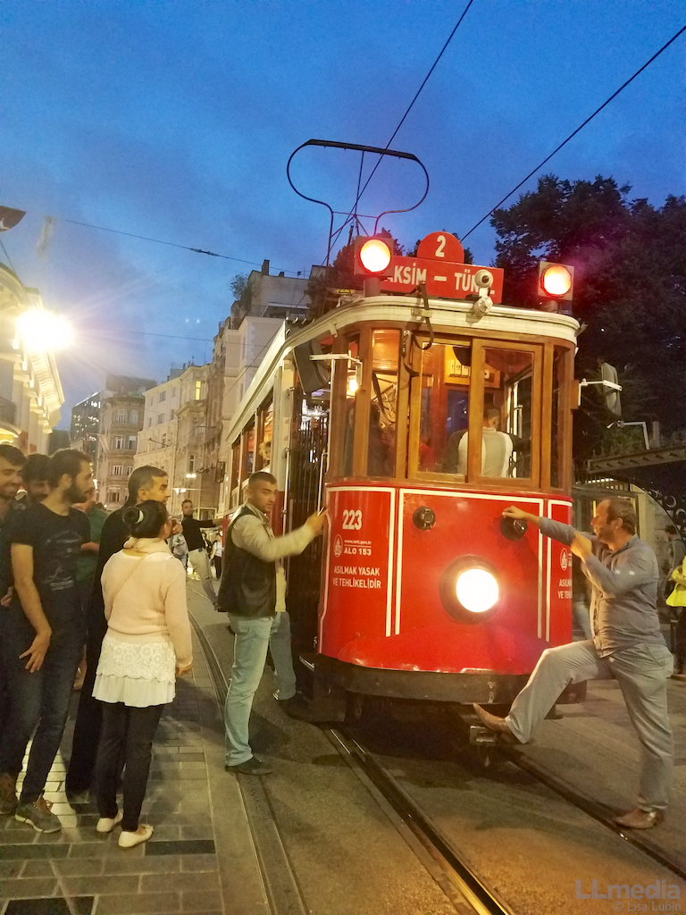 Best neighborhoods in Istanbul - Beyoglu