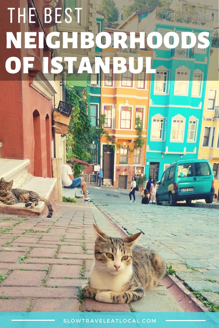 best neighborhoods of istanbul