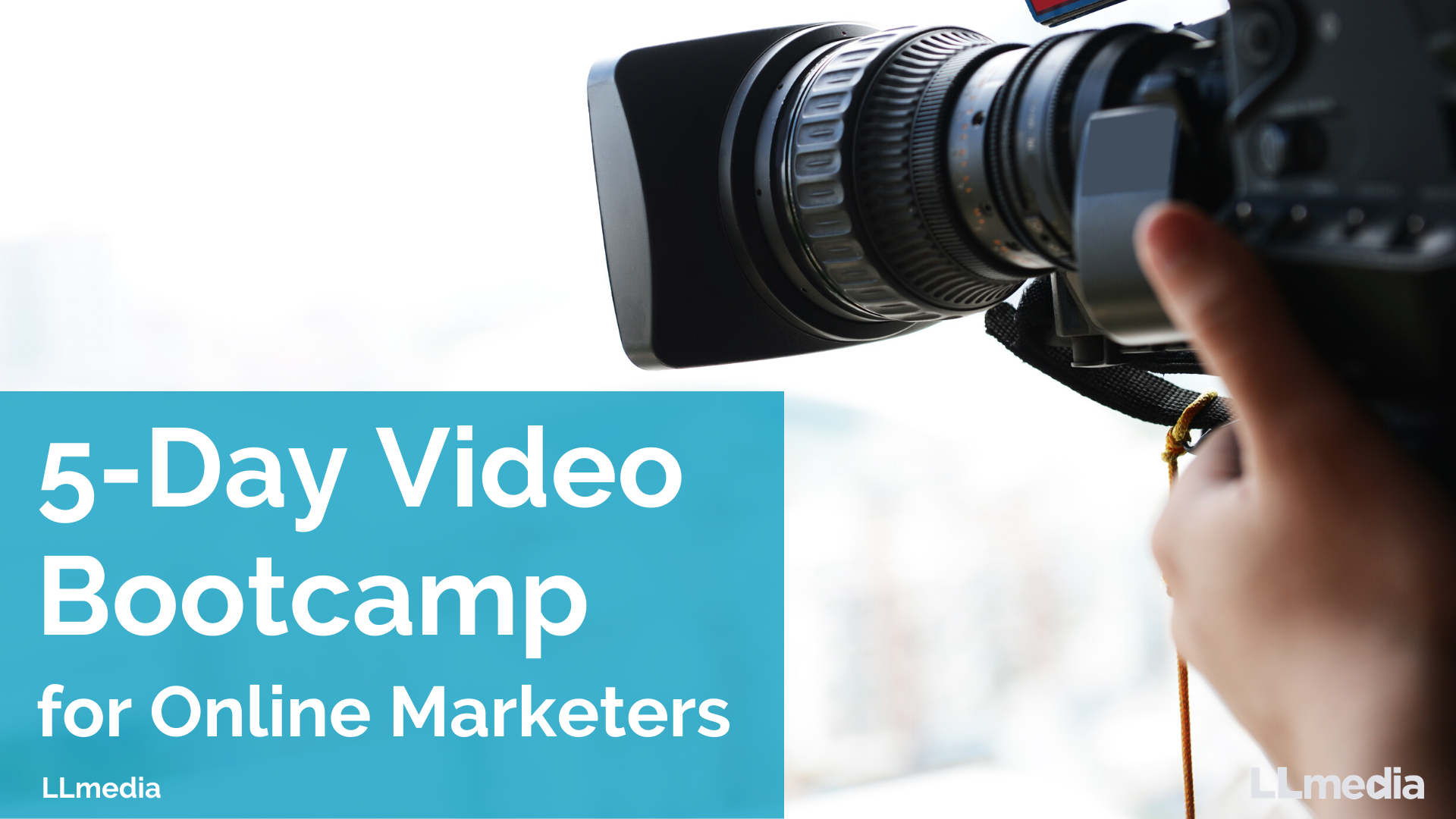 Video Course: 5-day Video Bootcamp