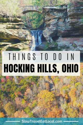 things to do in hocking hills ohio