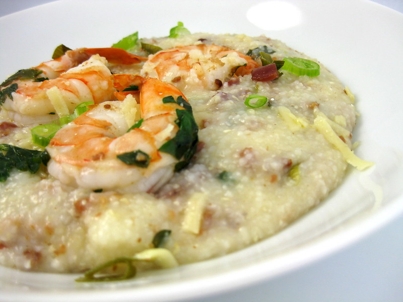 shrimp grits