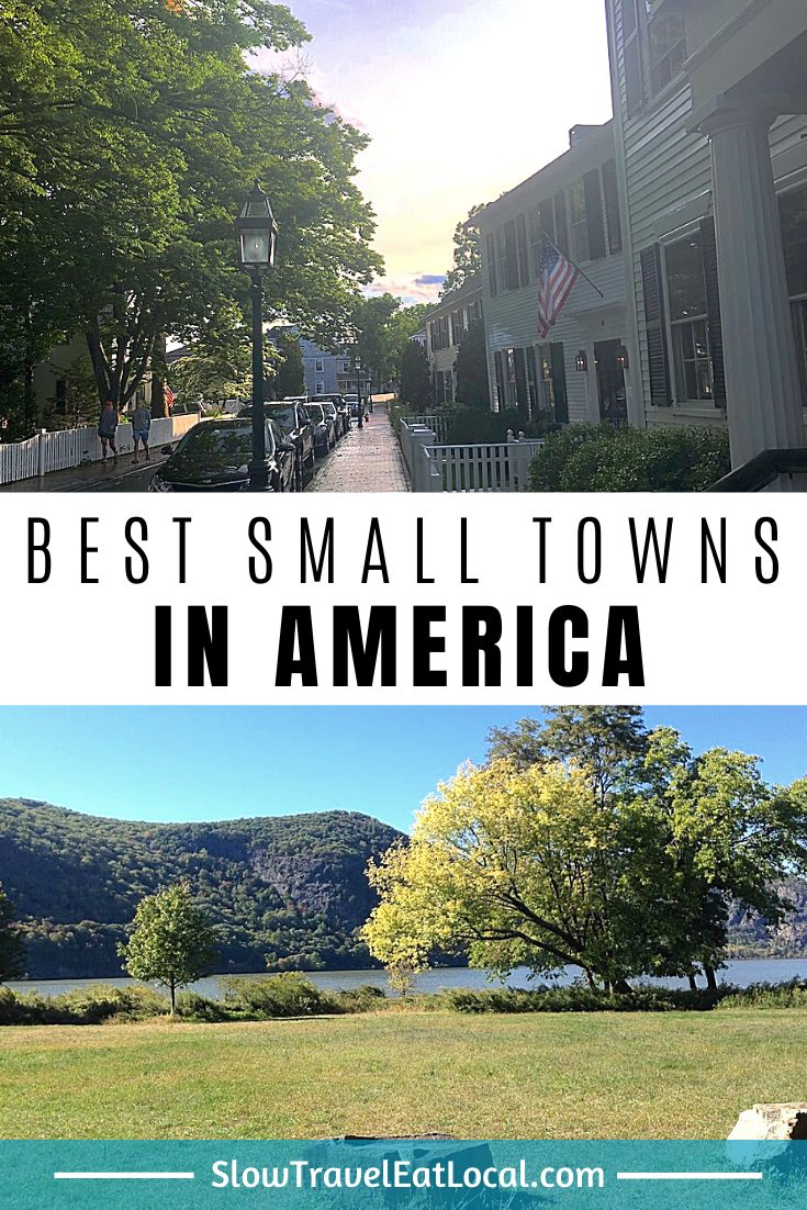 The Best Small Towns in America