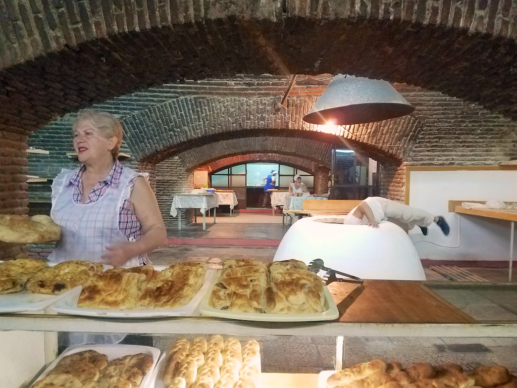 where to eat in Tbilisi Sioni Bakery