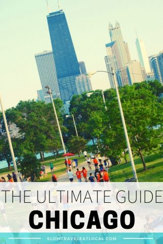 ultimate guide to chicago